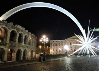 3 napos adventi kirándulás Olaszországba, a Garda-tóhoz, reggelivel, 3*-os szállással, buszos utazással