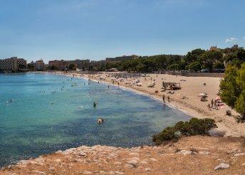 5 napos nyaralás Spanyolországban, Mallorca szigetén, repülőjeggyel, reggelivel, 2*-os hotelben