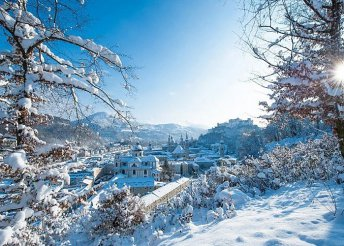3 napos adventi kirándulás Ausztriában, Salzburgban és a Salzkammergut vidékén, buszos utazással