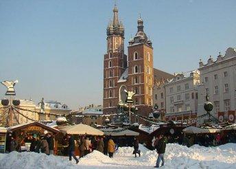 2 napos adventi kirándulás Lengyelországban, buszos utazással, reggelivel és 3*-os szállással