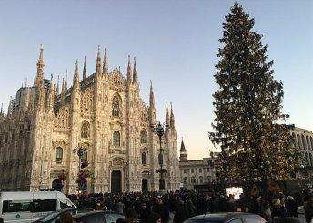 4 napos utazás a karácsonyra készülő észak-olasz mesevárosokba, busszal, reggelivel, 3*-os szállással