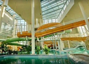 3 napos családi nyaralás 2 felnőtt és 1 gyermek részére félpanzióval a gyulai Corvin Hotelben***