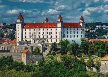 3 napos városnézés 2 személyre Pozsonyban, reggelivel, szállással a Viktor Hotelben***