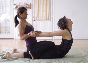 60-60 perc thai jóga- és olajos testmasszázs