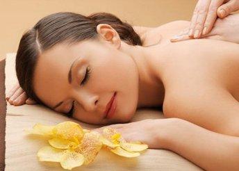 30 perces relaxáló masszázs ajándék talpmasszázzsal a zuglói Hermina Beauty Szalonban