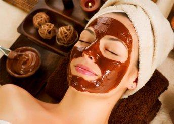 Csokoládés kényeztető csomag a Relax Spában