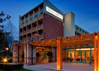 3 napos gyógyító wellness 2 főre Harkányban, a Thermal Hotel Harkány vendégeként, all inclusive ellátással