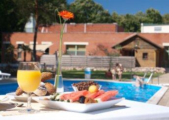 3 napos wellness nyaralás 2 személyre a Thermal Hotel Harkányban, félpanzióval