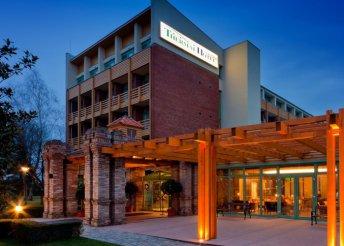 3 napos wellness 2 személyre 50 év felettieknek a Thermal Hotel Harkányban, félpanzióval
