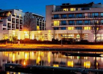 3 nap 2 főre a Velencei-tó partján, Gárdonyban, a Vital Hotel Nautis****superior vendégeként, reggelivel