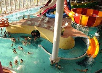 3 nap 2 személyre Szegeden, az Auris**** Hotelben, reggelivel és belépővel az Aquapolis fürdőbe