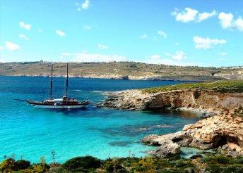 5 napos őszi kirándulás 2 személyre Máltán, reggelivel, repülőjeggyel és illetékkel, 3*-os szállással