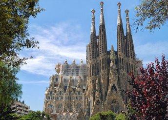 4 napos városnézés 2 személyre Barcelonában, reggelivel, repülőjeggyel és illetékkel, 3*-os szállással