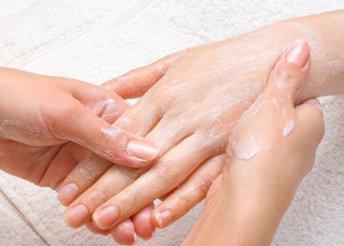 Paraffinos kézápolás a Face & Body Kontúr szalonban