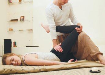 60 perces thai jóga masszázs otthonodban