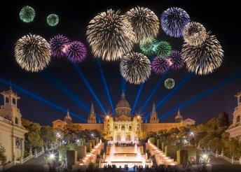 4 napos szilveszteri városnézés Barcelonában, repülőjeggyel, reggelivel
