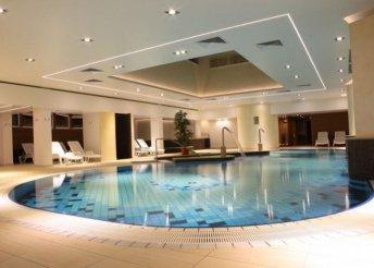 Négycsillagos őszi-téli wellness 2 főre a hévízi Palace**** Hotelben félpanzióval, forró punccsal
