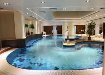 Négycsillagos szilveszteri wellness a hévízi Palace Hotelben, félpanzióval