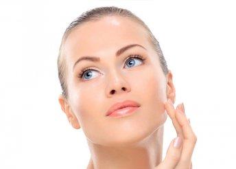 Tápláló arcfeltöltés vízhiányos bőrre