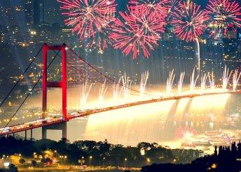 4 napos szilveszteri kaland Isztambulban, 5*-os szállodában, 3 reggelivel és 2 vacsorával