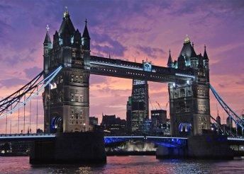 4 napos városnézés Londonban, repülőjeggyel, reggelivel, 3*-os szállással