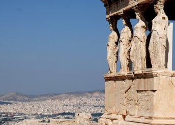 4 napos városnézés Athénban, Görögország fővárosában, repülőjeggyel, reggelivel, 3*-os szállással
