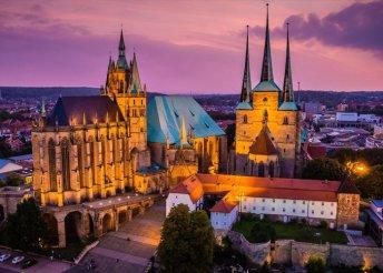 6 napos buszos körutazás Luther nyomában, Prágában és Németországban
