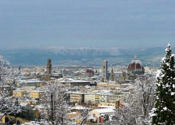 3 napos adventi kirándulás Toszkánában, buszos utazással, reggelivel, 3*-os szállással