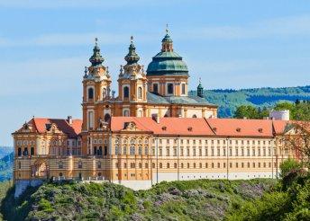 Adventi kirándulás az ausztriai Melkbe és Steyrbe, buszos utazással, 3*-os szállással és reggelivel