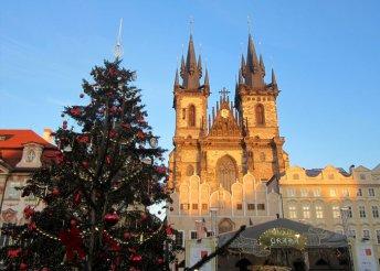 3 napos adventi kaland Csehországban, Prágában és Brnóban, buszos utazással, reggelivel és 3*-os szállással