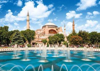 4 napos városnézés Isztambulban, 4*-os szállással, reggelivel, isztambuli transzferrel, magyar idegenvezetéssel