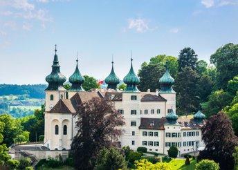 1 napos buszos kirándulás Wachau vidékére és az Artstetten-kastélyhoz, idegenvezetéssel