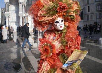 Buszos kirándulás a rijekai és a velencei karneválra, 2 éjszaka szállással 3*-os szállodában és reggelivel