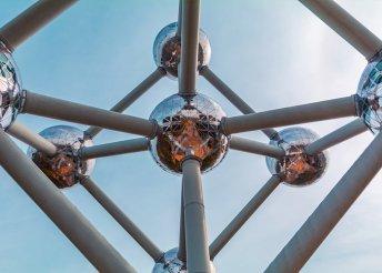 3 napos városnézés Brüsszelben, repülőjeggyel, reggelivel és 3*-os szállással