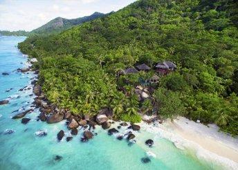 Nyaralás a Seychelle-szigeteken, 7 éjszaka a Hilton Seychelles Labriz Resort & Spában*****