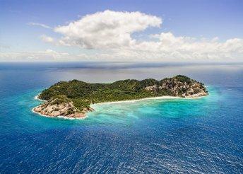 Luxus a Seychelle-szigeteken, 7 éjszaka villában, a North Island Seychelles***** vendégeként
