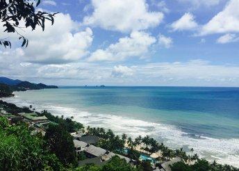 Thaiföld: 7 éj Koh Changon (Coconut Beach Resort***), 2 éj Bangkokban (Cha Da Bangkok****)