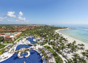 7 éjszaka Mexikóban a Hotel Barcelo Maya Beach Resortban**** all inclusive ellátással