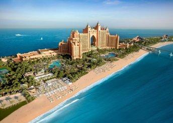 6 éjszaka Dubajban az Atlantis The Palm***** hotelben reggelivel, Aquapark-belépővel