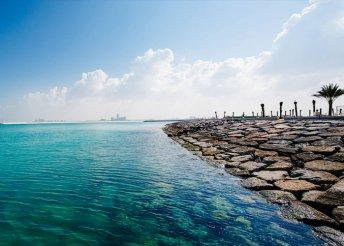 6 éjszaka Dubajban, a Marjan Island Resort & Spa***** hotelben reggelivel