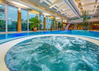 3 nap 2 személy részére a harkányi Dráva Hotel Thermal Resortban félpanzióval, wellness használattal