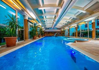 3 nap romantika 2 főre a harkányi Dráva Hotel Thermal Resortban félpanzióval, wellness használattal