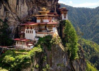 Körutazás Nepálban és Bhutánban, 13 éjszaka autentikus szállással, félpanzióval