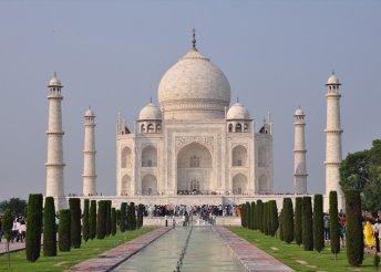 Nagy indiai körutazás, 14 éjszaka 4*-os szállodákban reggelivel és vacsorával