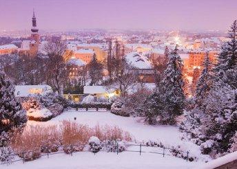 Szilveszter Sopronban hazai és ausztriai kirándulásokkal, 3 éjszaka a Hotel Sziesztában