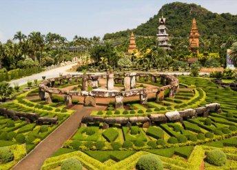 7 éjszaka Pattayán az A-One Star hotelben és 2 éjszaka a kambodzsai Siem Reapon