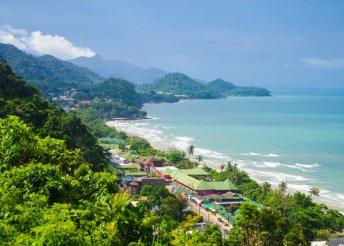 Thaiföld: 8 éj Koh Changon (Sea View Resort) és 3 éj Bangkokban (Cha Da Bangkok****)