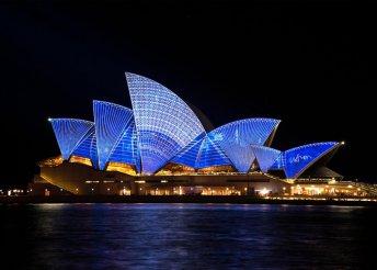 Körutazás Ausztráliában, 16 nap 3*-os szállodákban reggelivel, belépőkkel
