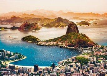 Körutazás Brazíliában, 16 nap 3-4*-os szállodákban reggelivel, programokkal