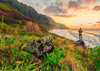 15 nap Hawaii-on, önellátással, programokkal, magyar idegenvezetéssel
